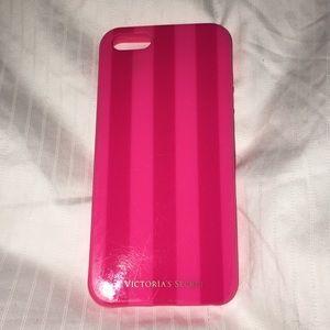 Victoria's Secret iPhone Case